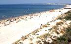 Gay beach Le Grand Travers
