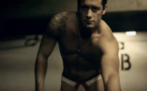 Latest campaign for Gregg Homme underwear (part 2)